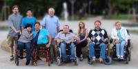 Multidisciplinární péče o lidi postižené svalovou