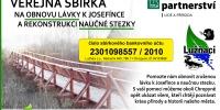 Obnova naučné stezky v Chropyni a dřevěné lávky