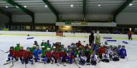 Mikulášská nadílka pro malé hokejisty