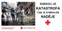 Pomozte Červenému kříži v boji s nákazou