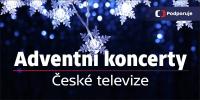 Adventní koncerty České televize 2020