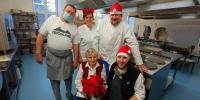 Vánoční kouzlo Domova začíná v kuchyni