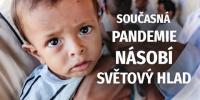 Zachraňte životy nevinných dětí - současná pandemi