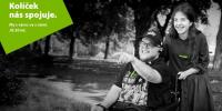 Pomoc dětem a mladým lidem s postižením